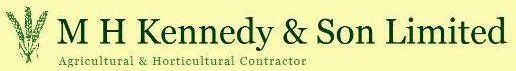 MH Kennedy and Son limited company logo