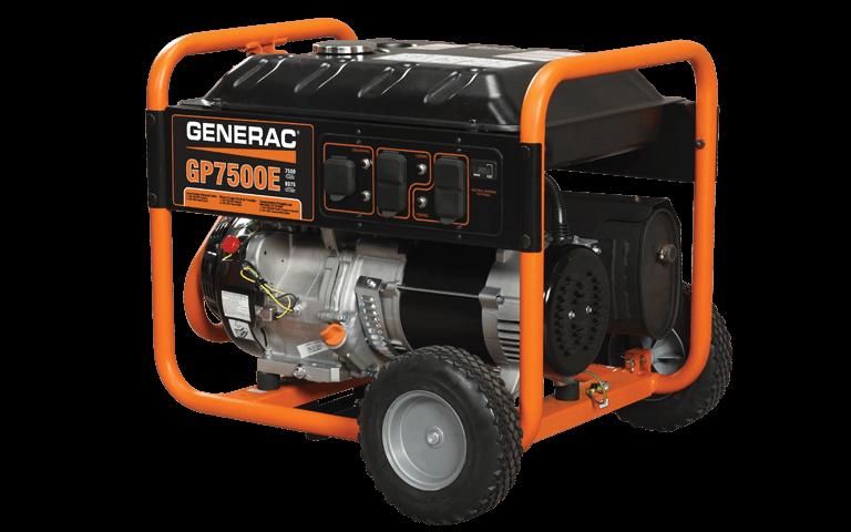 Generators Little Rock