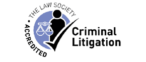 Accreditation Criminal Litigation Logo