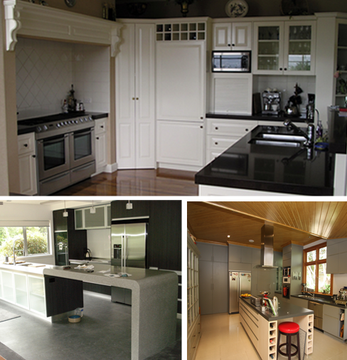 Completed joinery projects in Dunedin