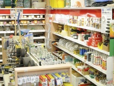 Farbdosen, Haushaltsgegenstände, Malereiartikel