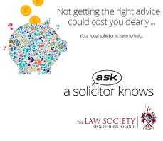 The Law society of Northern Ireland logo