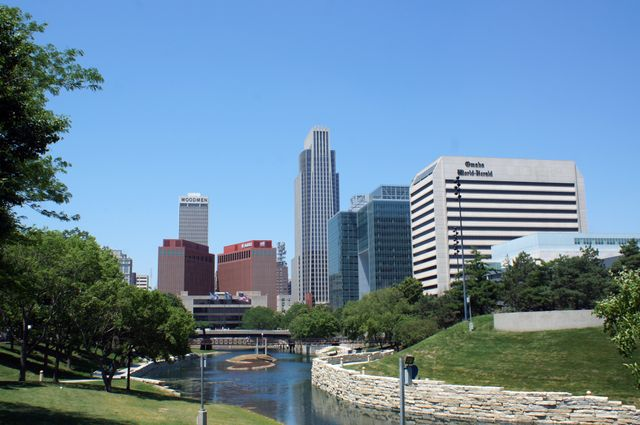 A picture of Omaha