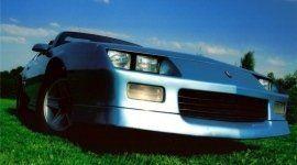 auto con copertura metalizzata