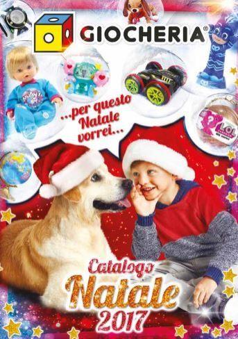 giocattoli Natale 2017