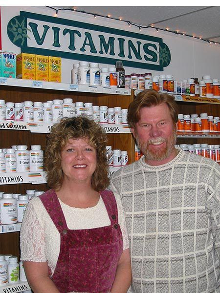owner of nutritional supplements store in Branson, MO