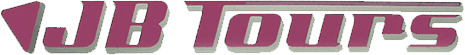 JB Tours logo