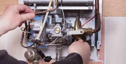 faulty boiler repair