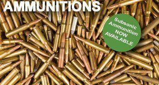 Sub Sonic Ammunition