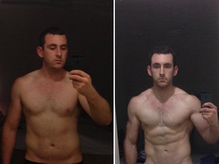 Corey progress