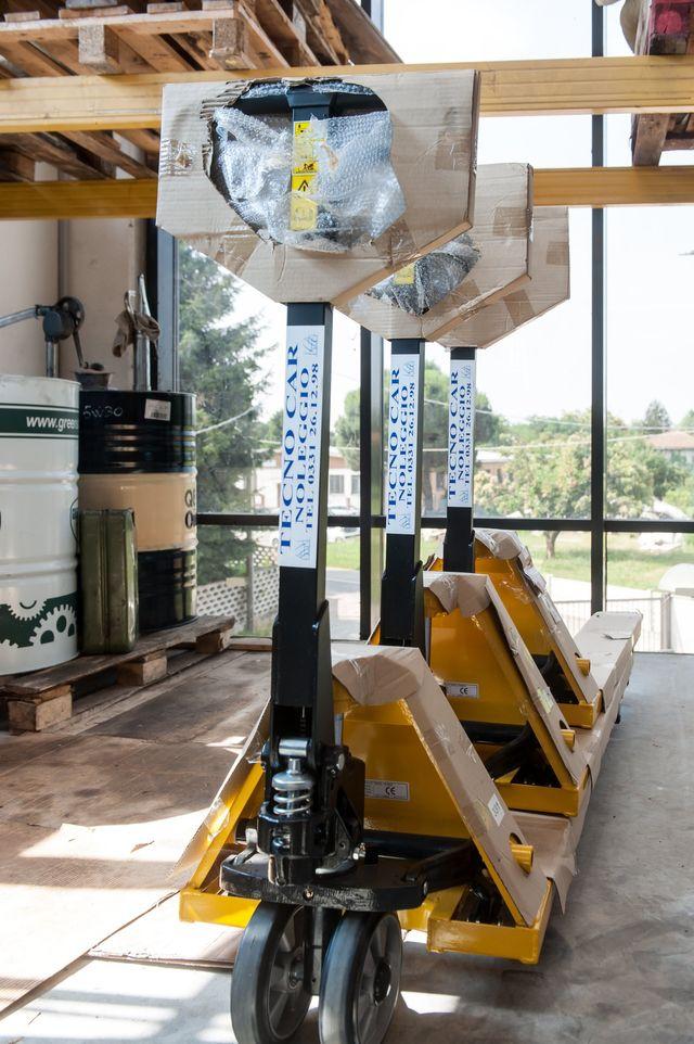 assistenza carrelli elevatori usati