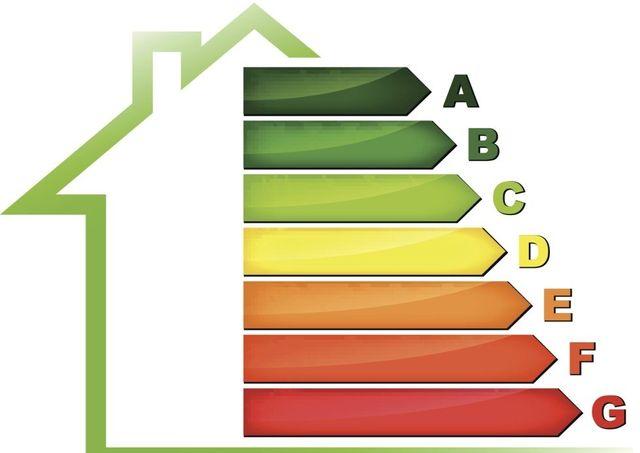 schema della classificazione energetica