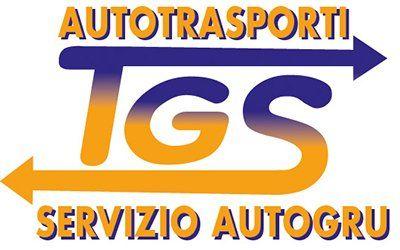 AUTOTRASPORTI TGS SERVIZIO AUTOGRU logo