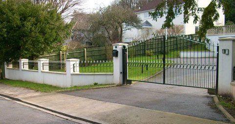 Secure gates