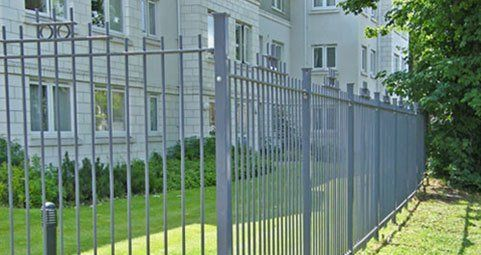 Fixed security grilles