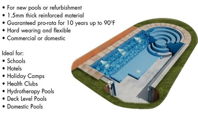Bespoke pool constructions