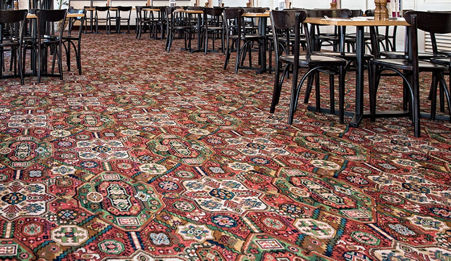 CARPET FOR COMMERCIAL SPACES