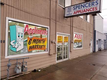 Major Appliances Dealer Portland Or Spencer S Appliances