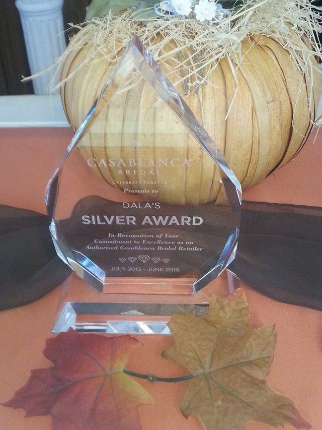 Casablance 2016 Silver Award