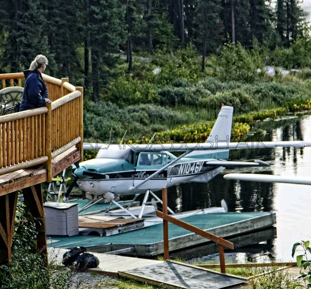 Alaska Hiking, Fishing, and flight seeing