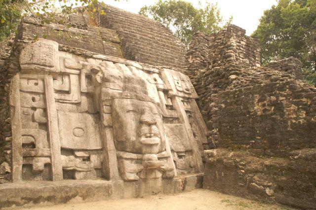 Maya Ruins and Sunset Cruise