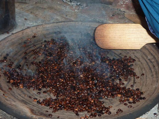 Coffee and Iron