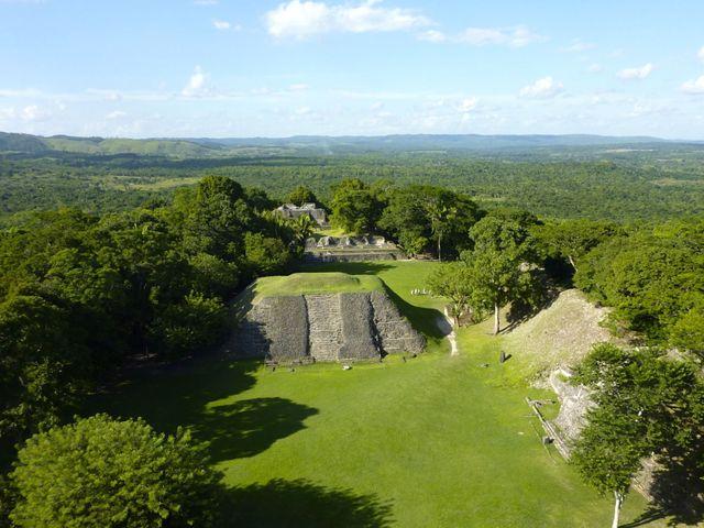Mayan Ruins and Caves