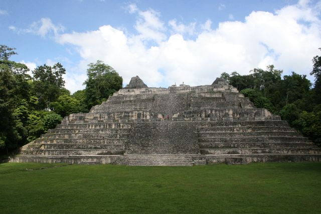 Caracol and Rio Frio Full Day Excursion