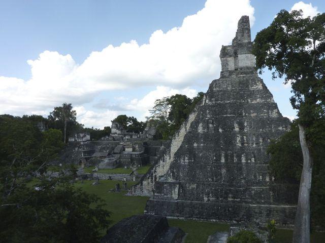 Tikal and Guatemala City