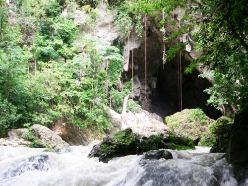 Lubaantun and Blue Creek