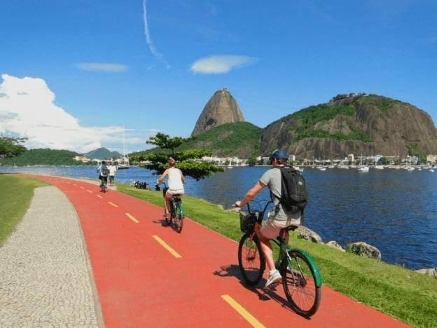 Rio Bike Ride