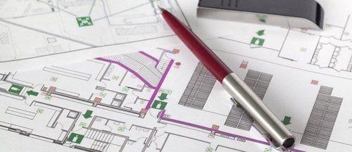 Fire inspection service evacuation plan in Dothan, AL