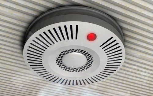 smoke alarm and fire extinguishers in Dothan, AL