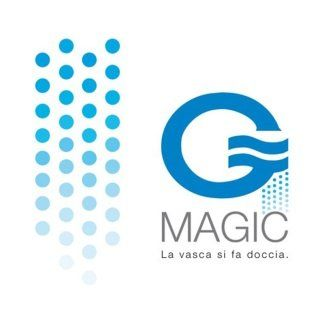 G-MAGIC La vasca si fa doccia  - LOGO