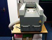 Perfect binding machine installed at Basingtoke printing company
