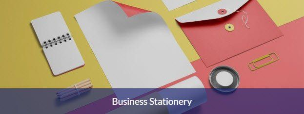 Business stationery printing Basingstoke Hampshire