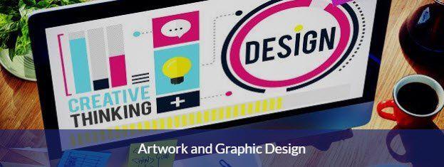 Print ready artwork and graphic design Basingstoke Hampshire