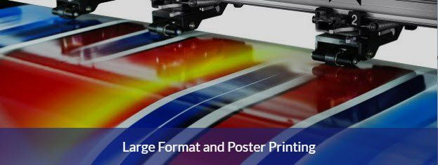 Large format and poster printing for Basingstoke Hampshire area