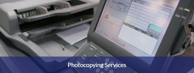 Photocopying services Basingstoke