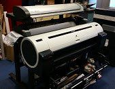Large format and poster printer at Basingstoke pritners Colour Inc Ltd