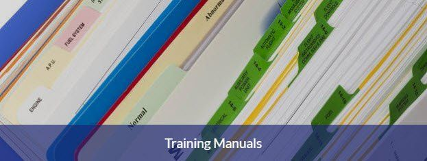Training manual print, production and delivery service in Basingstoke UK nationwide service