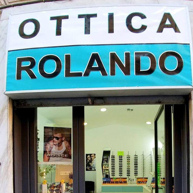 entrata ottica Rolando