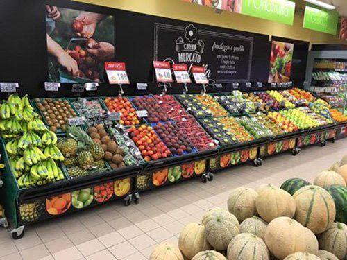 banco frutta e verdura