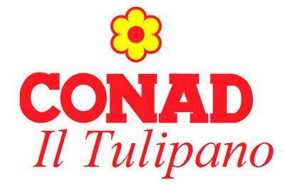 Conad il tulipano logo
