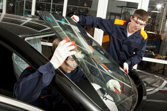 Professional auto glass repair in Fairbanks, AK