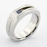 Beloit Jewelers Men's Custom Ring Design