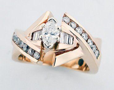 Beloit Jewelers Christopher's Custom Ring Design
