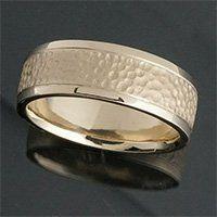 Janesville Jeweler - Men's Wedding Ring Design