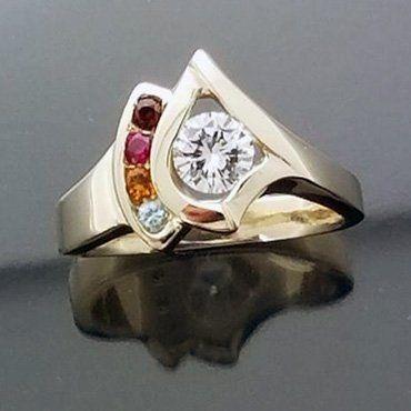 Jewelry in Janesville - Custom Ring Design