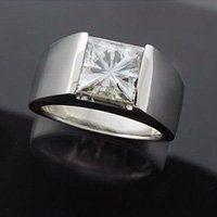 Master Jeweler Men's Ring Design